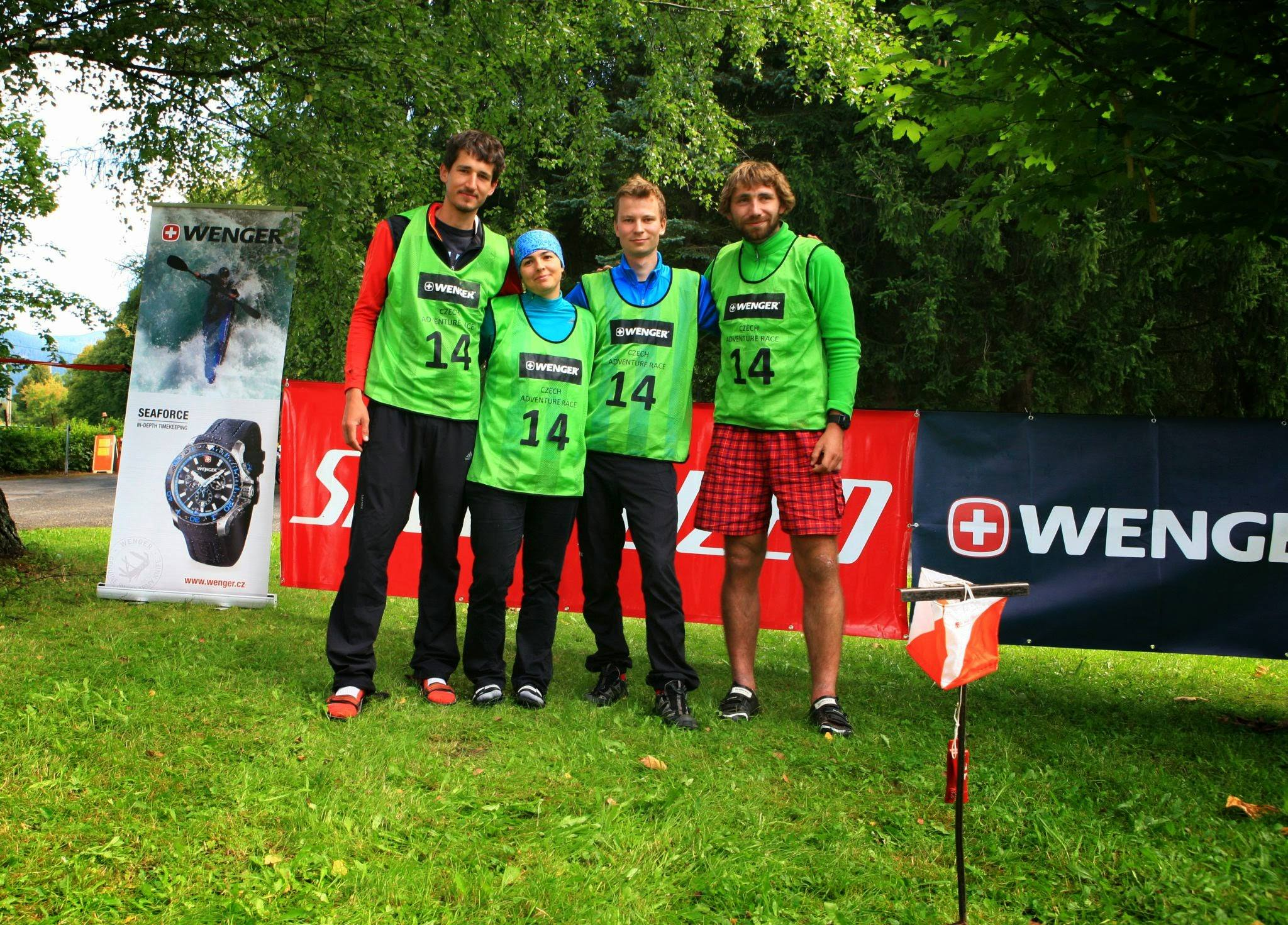 Czech Adventure Race