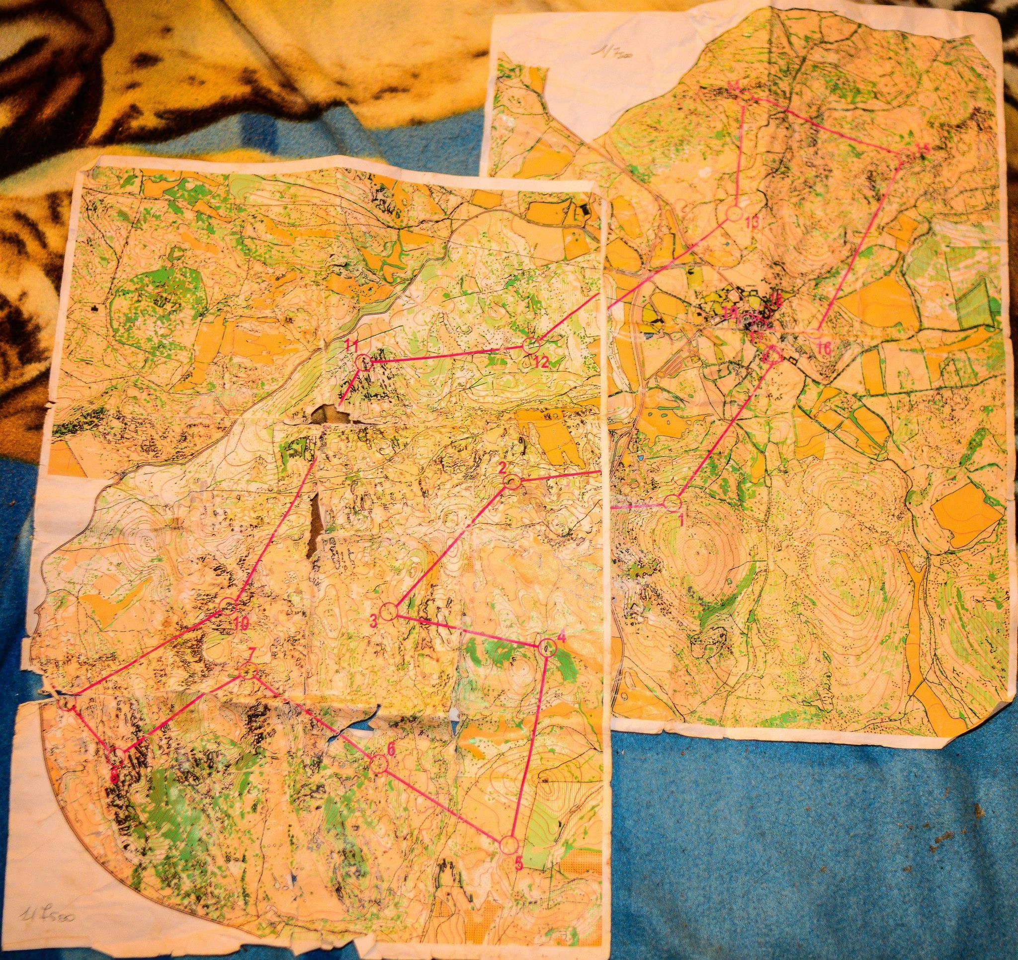 Mapa OB1
