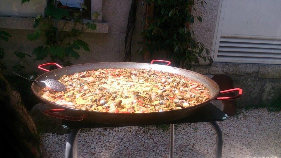 Paella - inu Španělsko