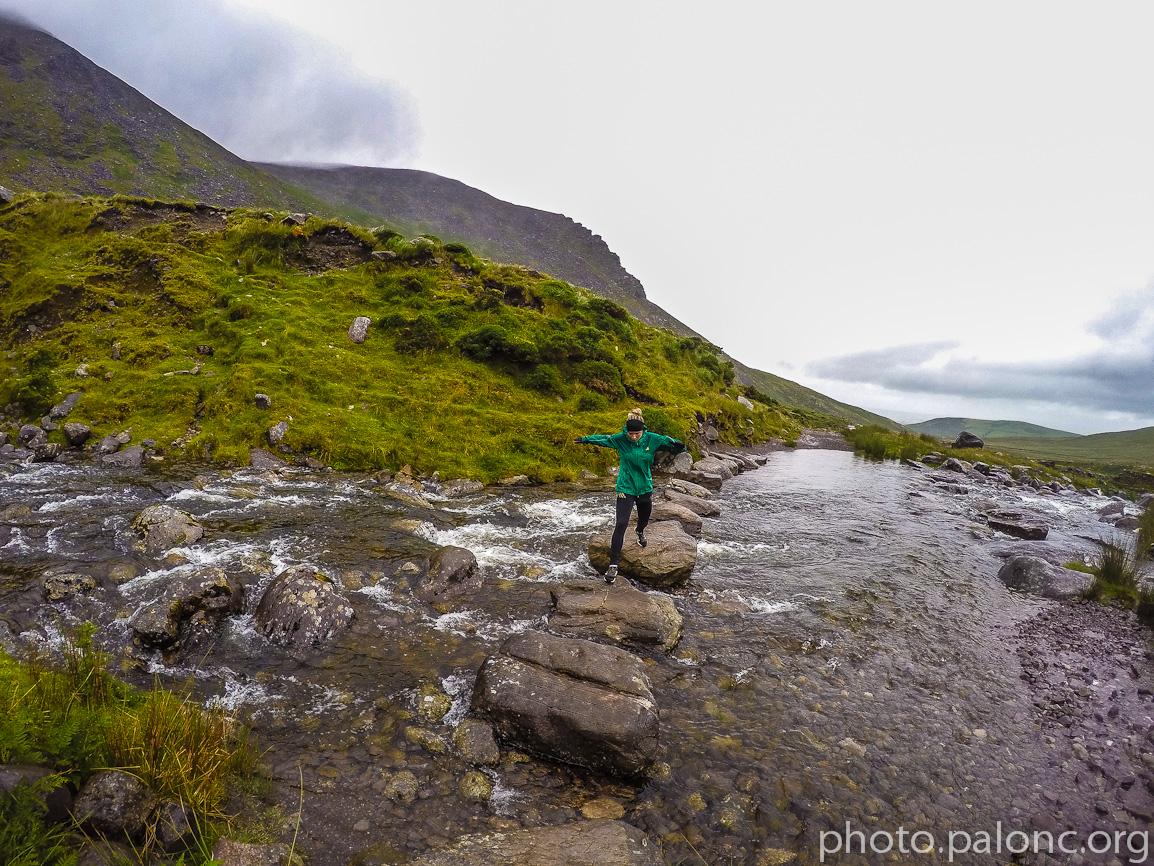 Irsko 2015 - na kopec