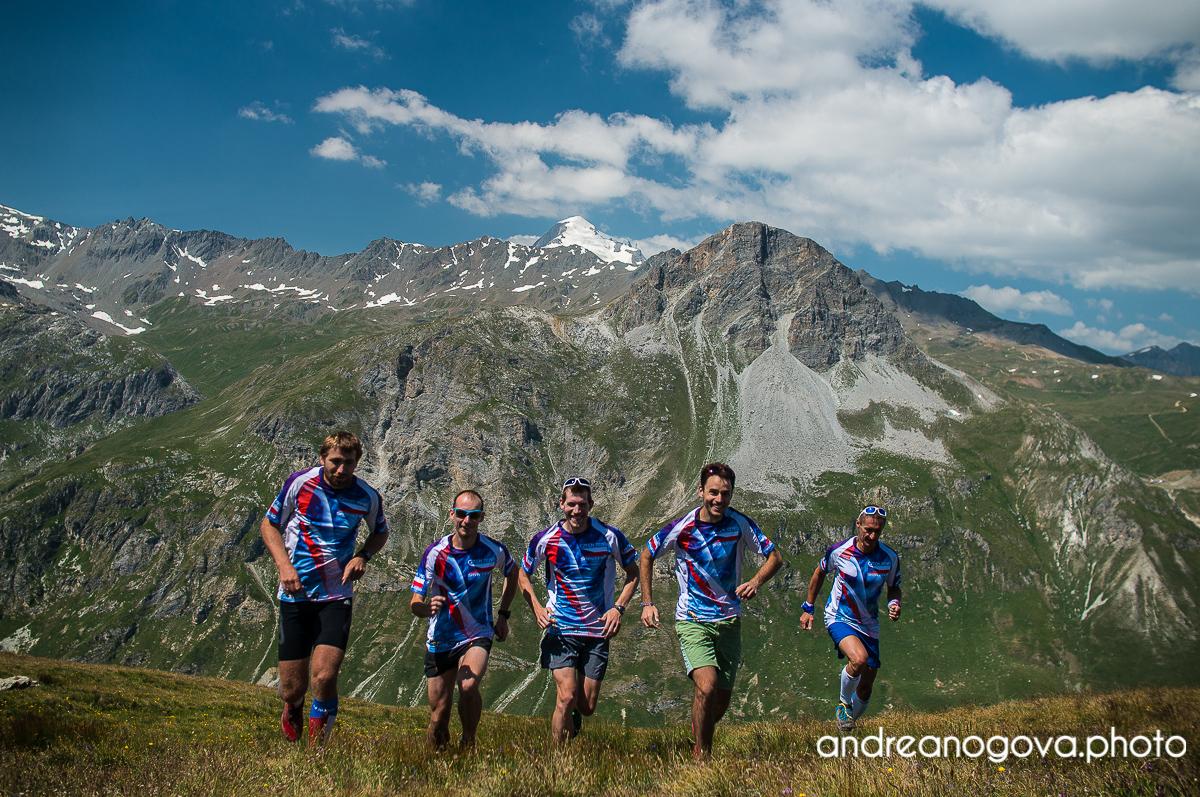 Czech Skyrunning team