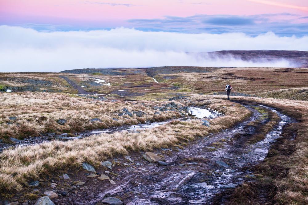 I v Anglii se mlha občas rozstoupí...