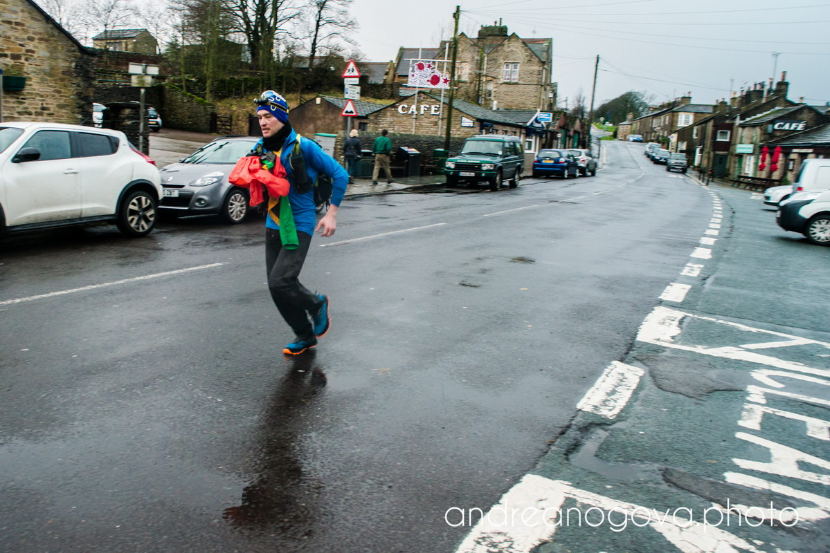 Eugenio chasing me at Hawes [CP2].