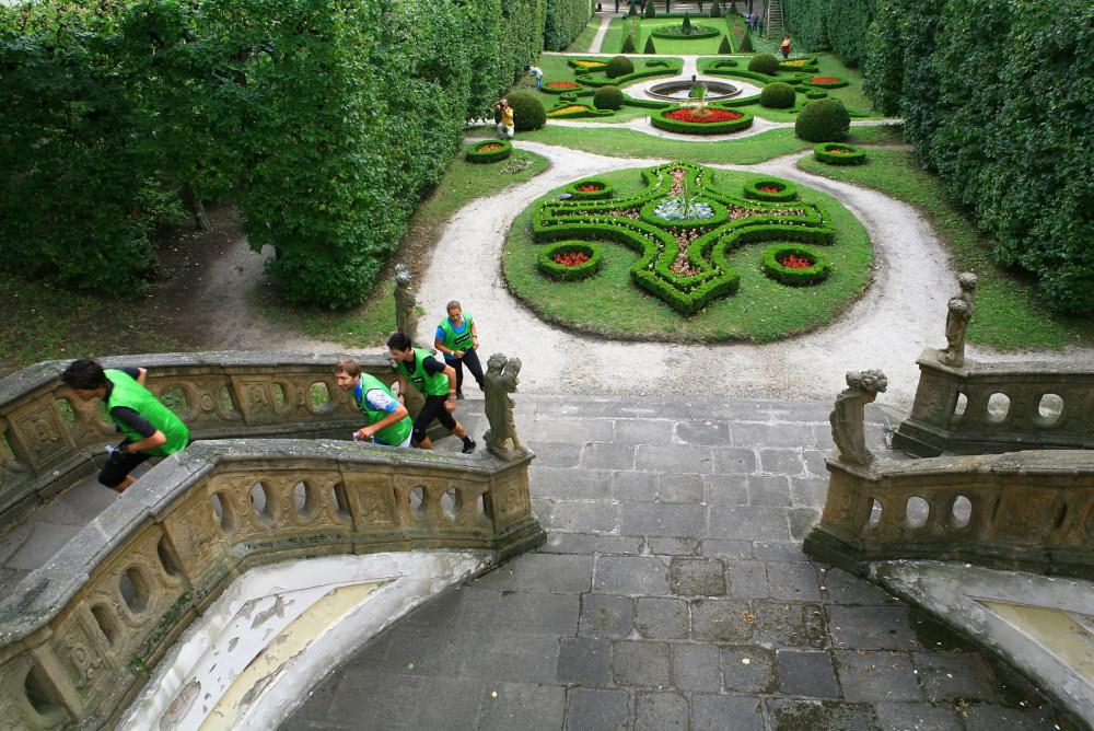 Podzámecká zahrada
