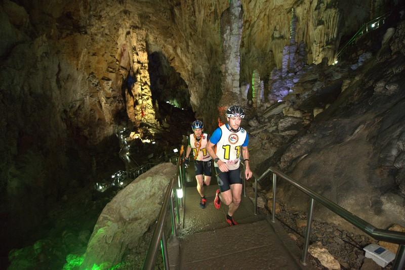 Jeskyně Furong